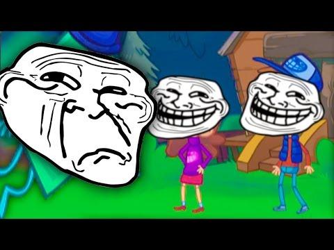 КАК ТРОЛЛИТЬ ТРОЛЛЯ? | Troll Face Quest TV Shows