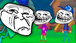 КАК ТРОЛЛИТЬ ТРОЛЛЯ? | Troll Face Quest TV Shows