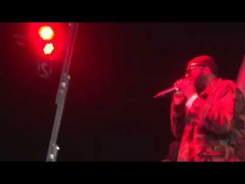 Masta Killa - Live @ B&E Invitational Fest (Les Arcs, France) (2015)