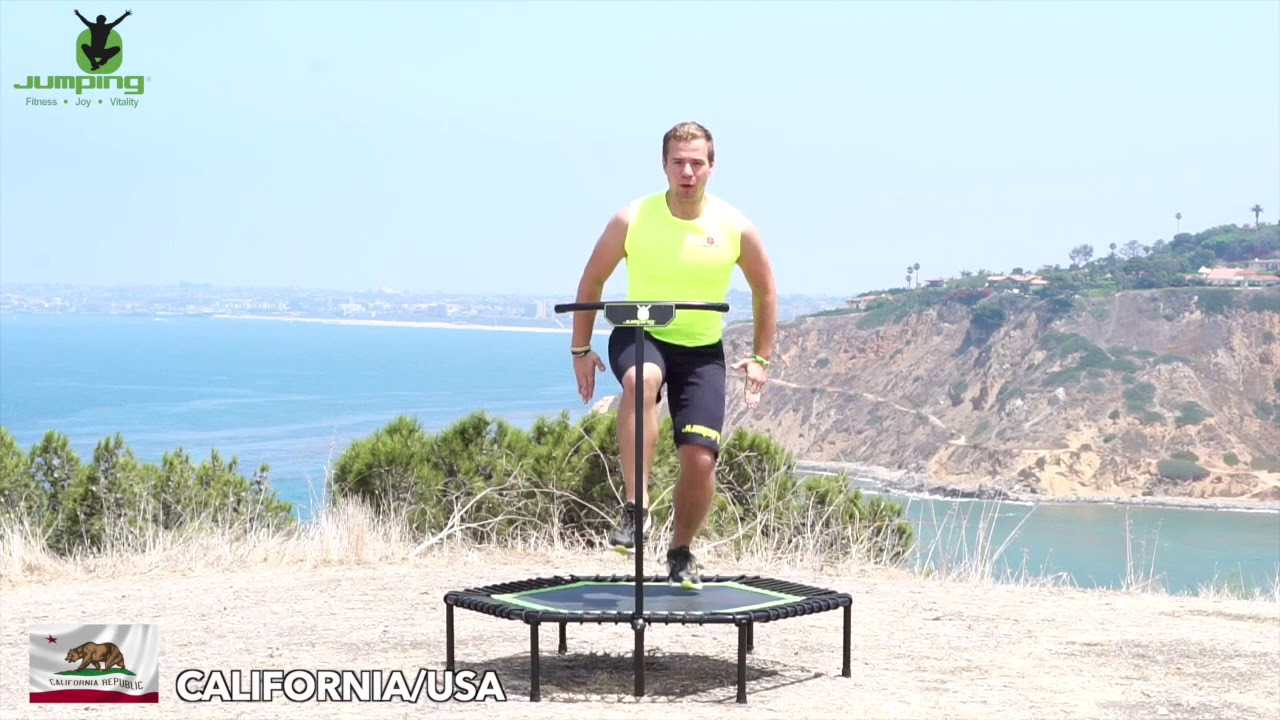 Alokate community video - Jumping Fitness