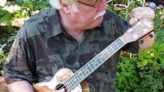 "TUNE YOUR UKE TO YOUR UKE by ""UKULELE MIKE"""