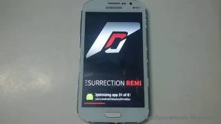 How To Install OFFICIAL Resurrection Remix [Android 6.0 Marshallow] On Galaxy Grand I9082