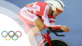 Anatomy of a Track Cyclist with Lasse Norman Hansen [DEN]