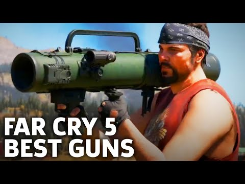 Far Cry 5 - Best Weapons