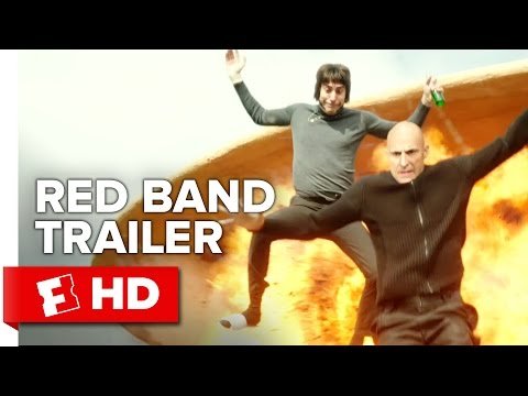 The Brothers Grimsby Official Red Band Trailer #2 (2016) - Mark Strong, Sacha Baron Cohen Movie HD