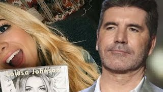 simon cowell regrets song choice for louisa johnson after single flops in charts