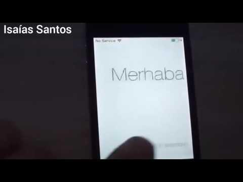 Como desbloquear iPhone 4  4s Modo Fácil e rápido