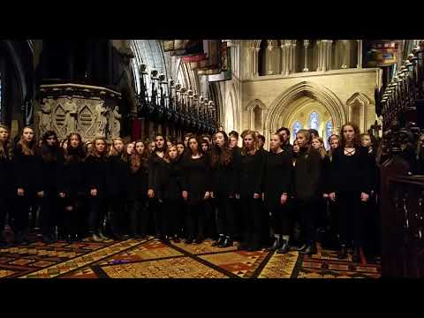 Walton Celtic Tour 2017: Ave Maria, Dublin