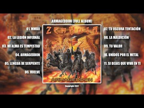 Zenobia - Armageddon (Full Album) 2012