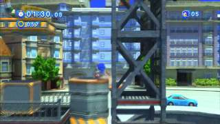 Sonic Generations Review : Q-Reviews