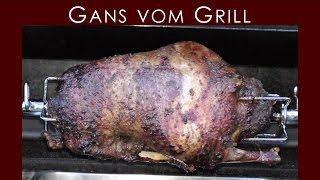 Gans vom Grill - Broil King Regal 590 | BBQ & Grill | Deutsches Rezept | 092 |