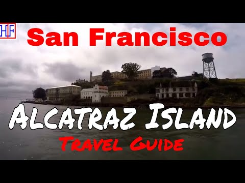 San Francisco | Alcatraz Island | Tourist Attractions | Episode# 8