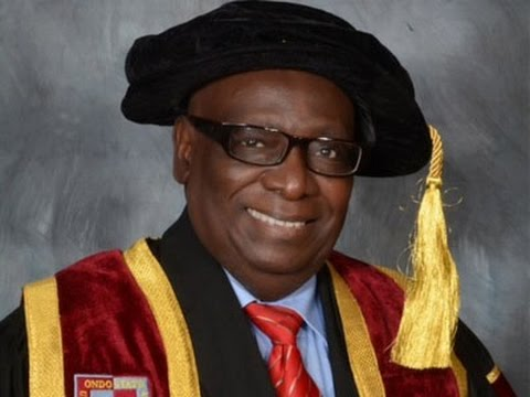 Professor Tolu Odugbemi delivers Mountain Top University Matriculation Lecture