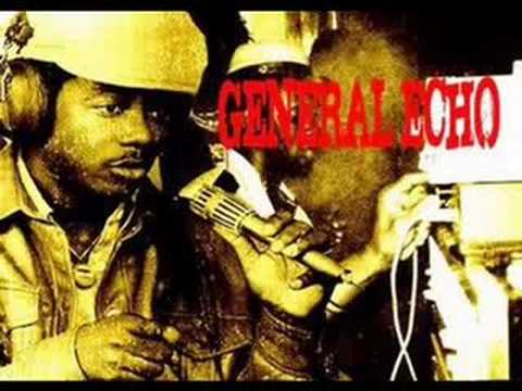 General Echo & Jah Thomas- Drunken Master/Feeding of the 5000