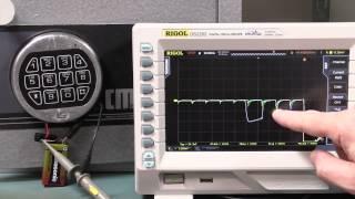 EEVblog #771 - Electronic Safe Lock Powerline Attack Part 2