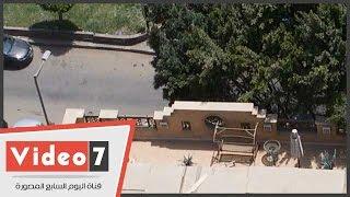 بالفيديو.. اليوم السابع فى قصر الرئيس اليمنى المخلوع على عبد الله صالح بالقاهرة