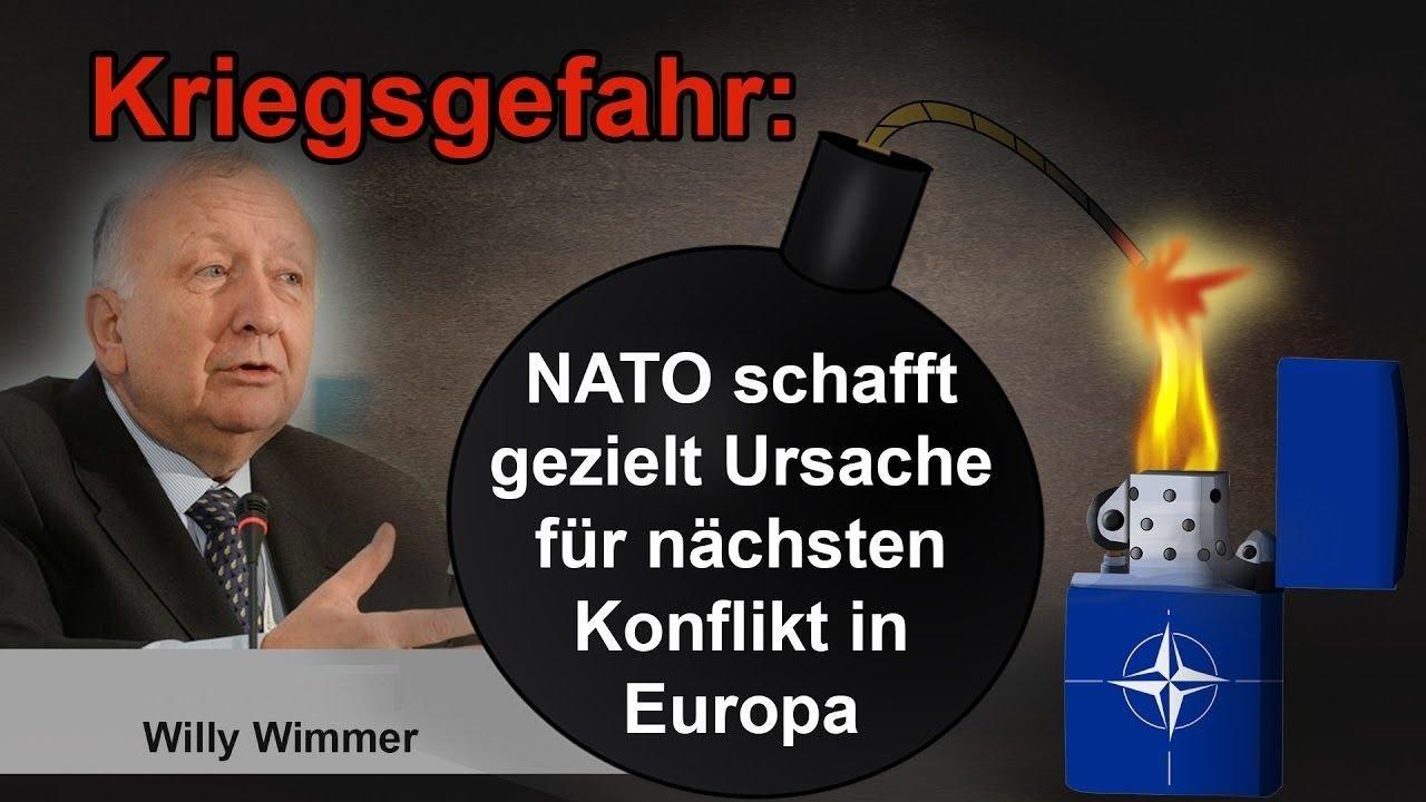 Kriegsgefahr Deutschland