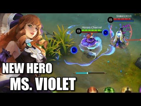 NEW HERO GUINEVERE MS VIOLET