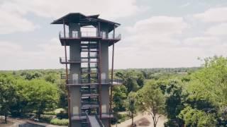 Tour panoramique du Parc des Oiseaux