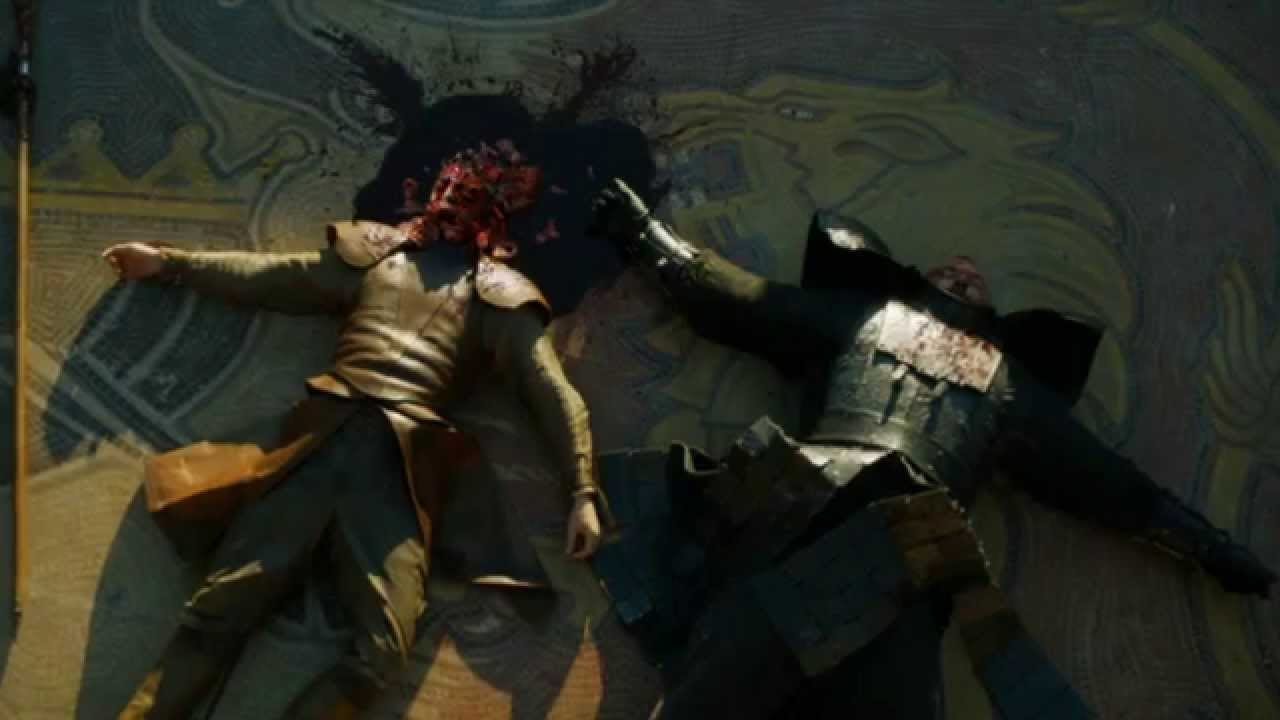 Game of Thrones - Gregor Clegane vs Oberyn Martell - YouTube