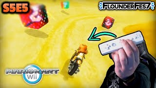 Mastering Motion Controls to Contend in Mario Kart Wii Online