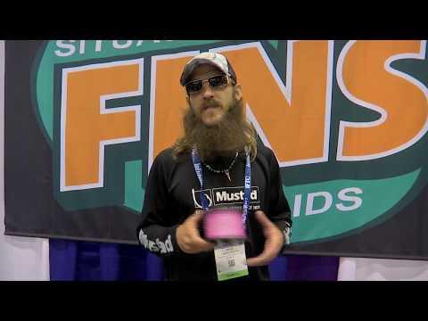 FINS Windtamer Braid   Adam J Smith Freestyle Fisherman