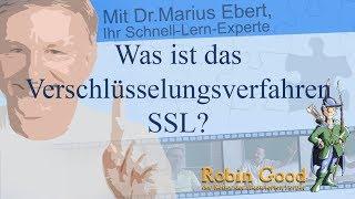 Was ist das Verschlüsselungsverfahren SSL?