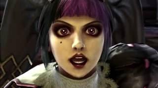 Soul Calibur IV - Tira story mode