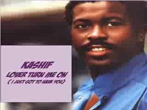 Kashif - Lover turn me on ( I just got to have you) 1983