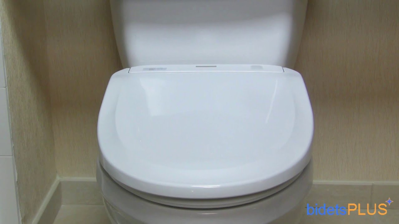 Bidet Toilet Seat Comparison - bidetsPLUS.com - YouTube