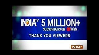 Thank You Viewers: IndiaTV YouTube Channel crosses 5 Million+ Subscribers