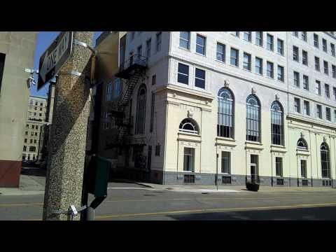 Downtown Flint Michigan Once Again