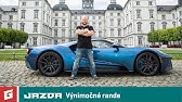 FORD GT 3,5L V6 EcoBoost 2019 - GARÁŽ.TV - Rasťo Chvála