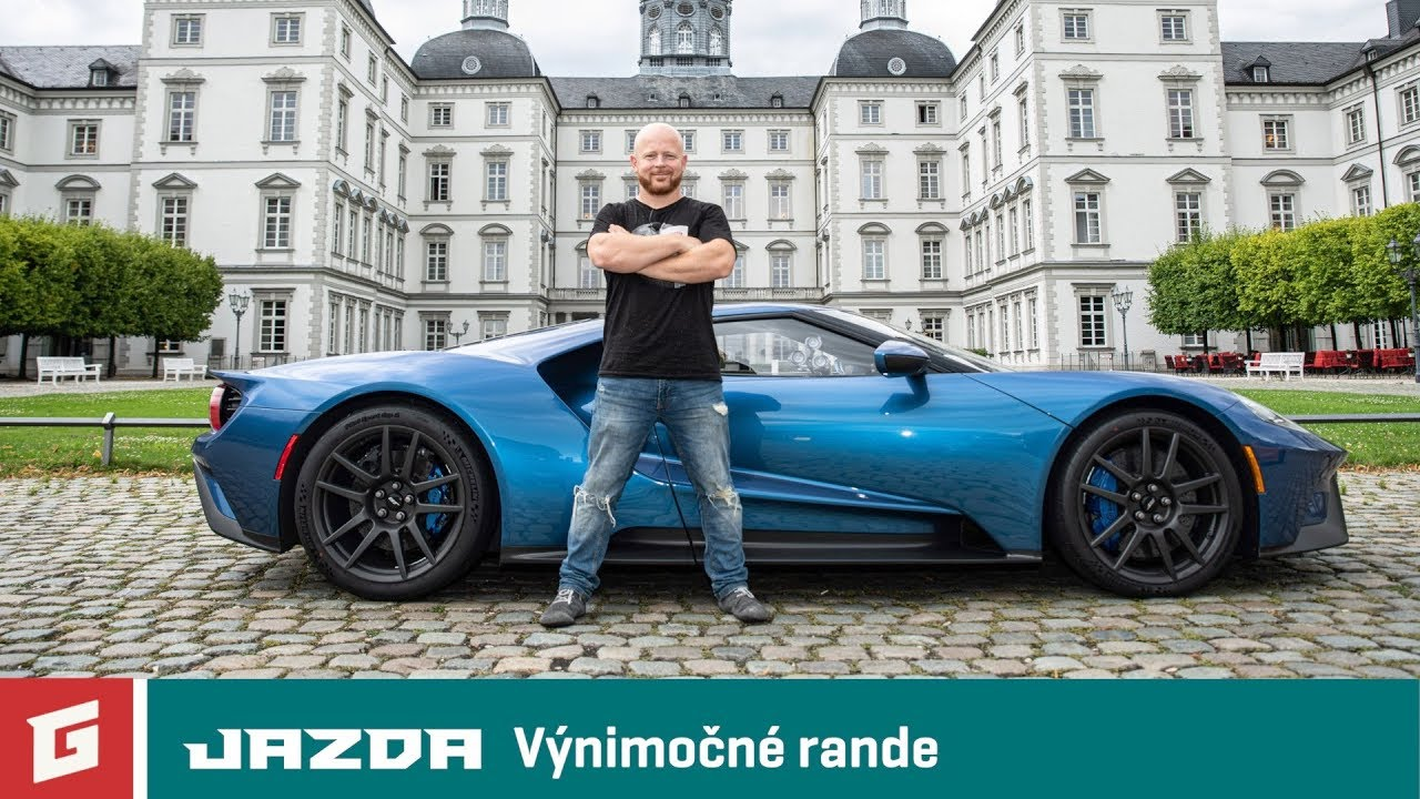 FORD GT 3,5L V6 EcoBoost 2019 - GARÁŽ.TV - Rasťo Chvála - YouTube