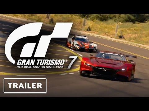 Gran Turismo 7 Announcement and Gameplay Trailer   PS5 Reveal Event