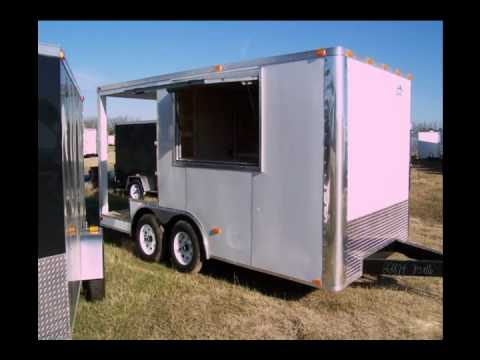 Used Vending Trailers for Sale 706-831-9948