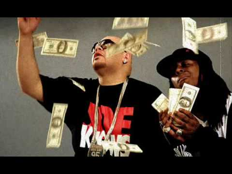 Lil Wayne ft Fat Joe - Make it Rain ( with lyrics)