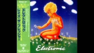 Electronic  -  The Patience Of A Saint - 1991