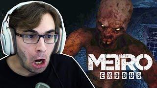 METRO EXODUS - Explorando os Perigos da Superfície! (PC Gameplay em Português PT-BR)