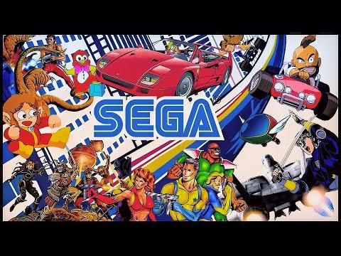 Best SEGA Arcade Games Classics