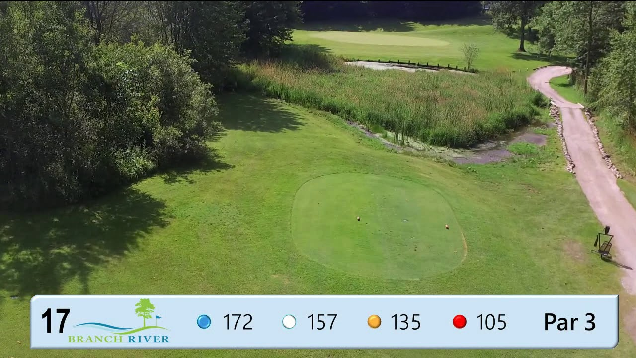 Manitowoc Golf Course - The Golf Course at Branch River