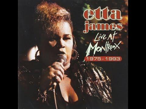 ETTA JAMES – Live in Montreux 1975-1993