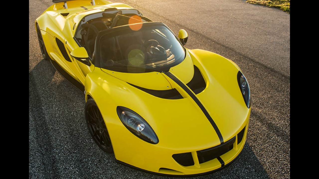 2018 Hennessey Venom Gt | Best new cars for 2018