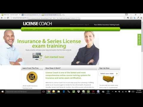 Should You Use License Coach For Insurance License Training