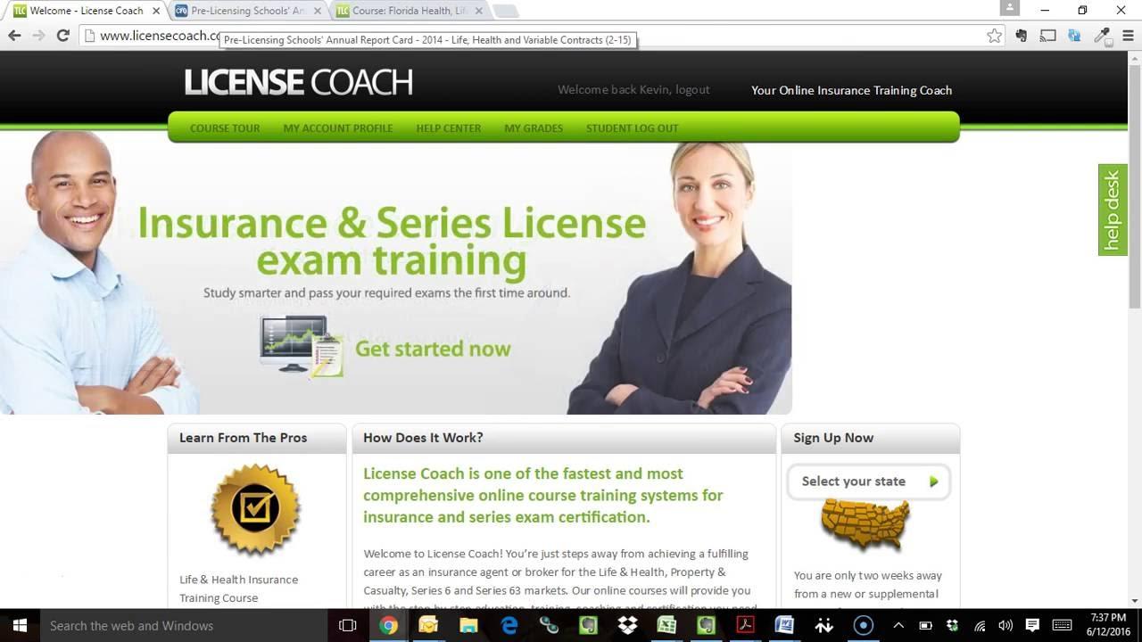 license coach naa