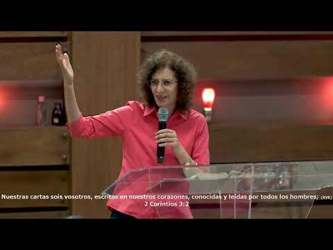 Pastora Silvia Nanetti   Familia La Roca