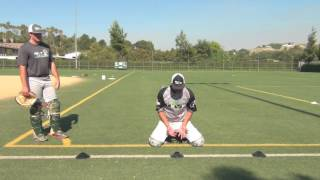 Next Level Catching Academy  How to be a better catcher     Blocking, Throwing (Chino Hills)