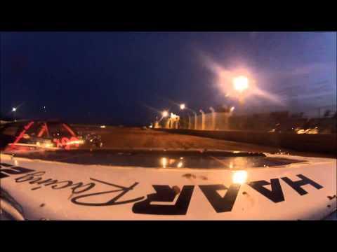#29 Mini Stock Heat Mohave Valley Raceway 051714