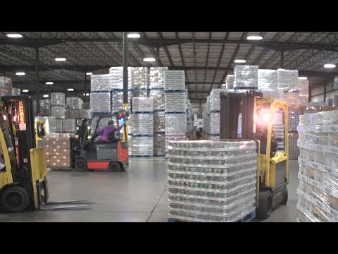 Planned US metal tariffs rattle workers at Wisconsin canning factory