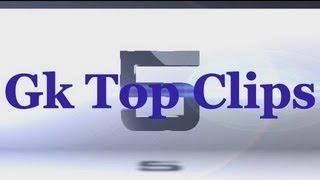 GK Presents Top 5 Knifing Clips Of The Week :: Week 9